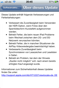 iOS 5.1.1 Changelog