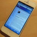 iPhone 5: iOS 6.0.2 todavía sin fuga de la cárcel