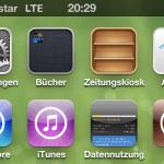 Cydia unter iOS 6.1 auf dem iPhone 5