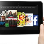 Kindle Fire HD 8.9 mit Full-HD-Display