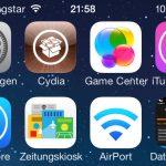 iOS 7 Jailbreak bringt Cydia auf das iPhone 5