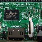 Platine des Raspberry Pi 2: Dank Quadcore und 1 GB RAM mehr Leistung