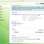 Crashplan beim Backup eines FreeNAS-Verzeichnis
