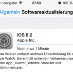 iOS 8.2 bringt Support für Apple Watch