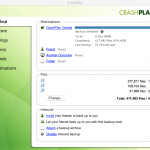 Crashplan 4.3.0 mit FreeNAS