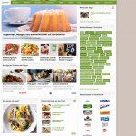 Chefkoch.de with iOS 9 Adblocker