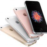 "iPhone SE: volle Leistung im 4"" Format"
