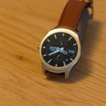 TicWatch 2 Display im Ruhemodus