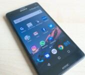 Sony Z3 Compact Android 7.1.2