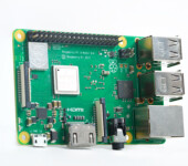 RASPBERRY PI 3 MODEL B+ (Bild: Raspberry Foundation)