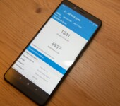 Redmi Note 5: Geekbench