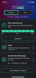 Freenet FUNK App